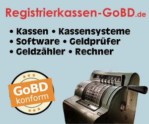 Registrierkassen GoBD