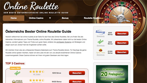 Online-roulette.at