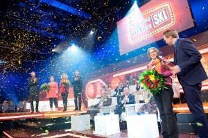 Die SKL-Millionenshow gehört zu den beliebtesten Events der SKL-Lotterie.