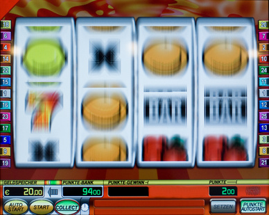 Online Slotspiele | © Alterfalter - Fotolia.com