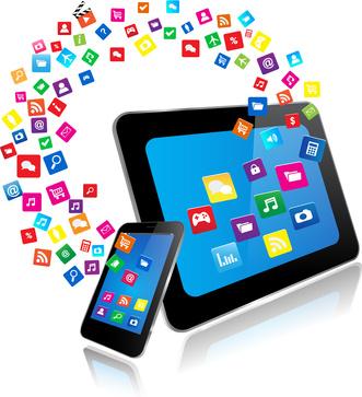 Apps fürs Smartphone | © monicaodo – Fotolia.com