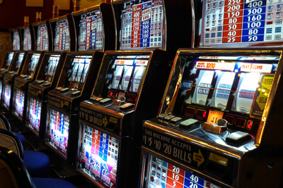 Spielautomaten | Bildquelle: FotoHiero, pixelio.de