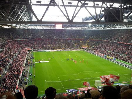 Fußball-Stadion Düsseldorf | Foto: pixabay.com, CC0 Public Domain