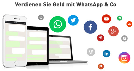 Screenshot von Whatsappcash.de