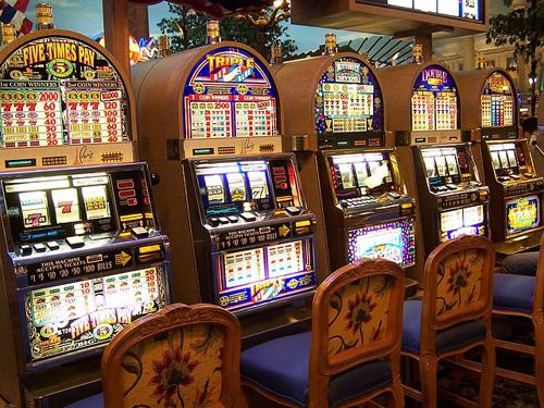 Traditionelle Spielautomaten | Foto: deluxtrade, pixabay.com, CC0 Public Domain