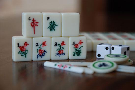 Mahjong | Foto: iirliinnaa, pixabay.com, CC0 Creative Commons