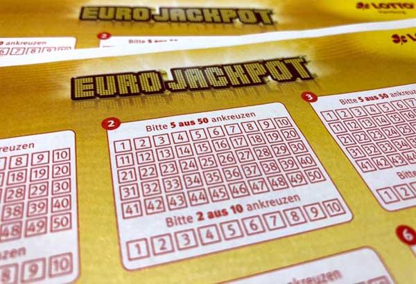 Was Kostet Ein Kompletter Eurojackpot Schein
