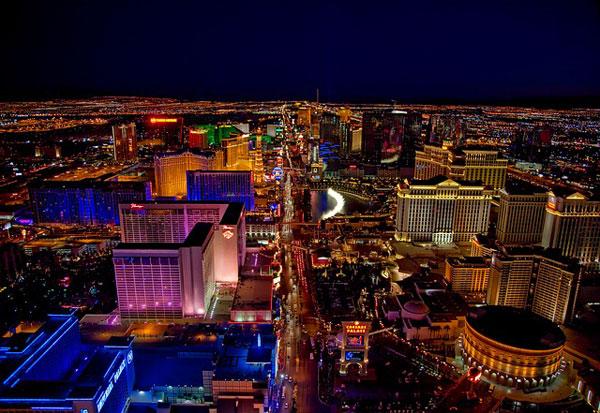 Las Vegas Strip | Foto: 12019, pixabay.com, Pixabay License