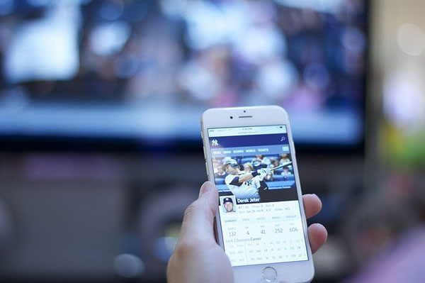 Sportwetten auf dem Smartphone | Foto: dawnfu, pixabay.com, Pixabay License